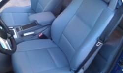 3-as BMW bőrfestése