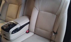 BMW 750LI bőrfestés